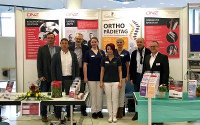 Orthopädietag der Kliniken Nordoberpfalz AG am 10. März